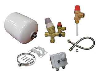 Unvented Cylinder Components