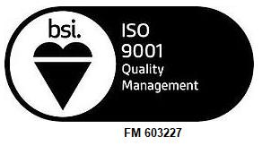 BSI Logo Cert Number